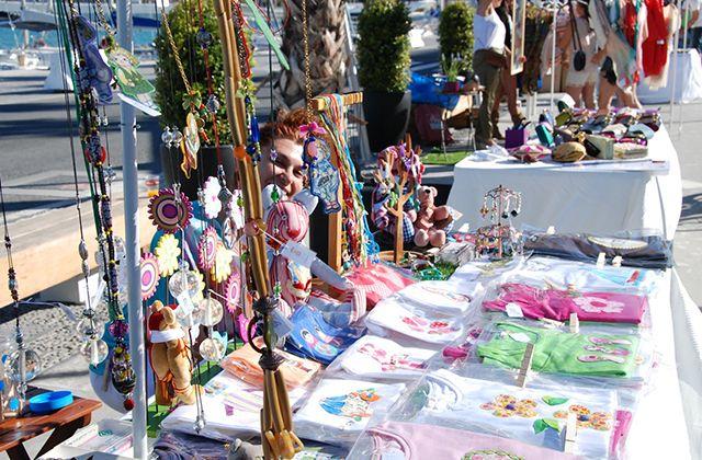 Mercadillos Marbella, Costa del Sol - MUELLE UNO