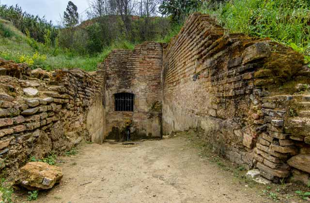 Acueducto Romano Huelva