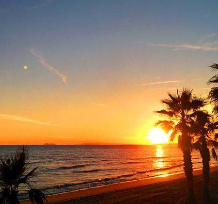 Atardecer Marbella