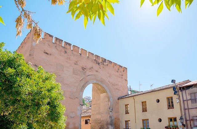 Puerta Elvira, Grenade