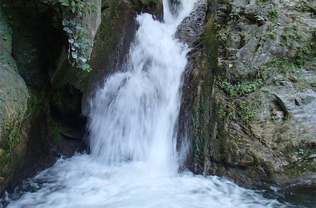 Cascadas de Andalucía - Sima del Diablo