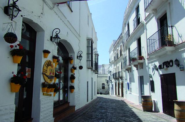 Calle de Tarifa - Tarifa