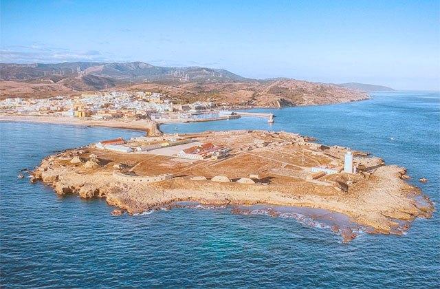 Isla de las Palomas - Credito foto Eugene K.
