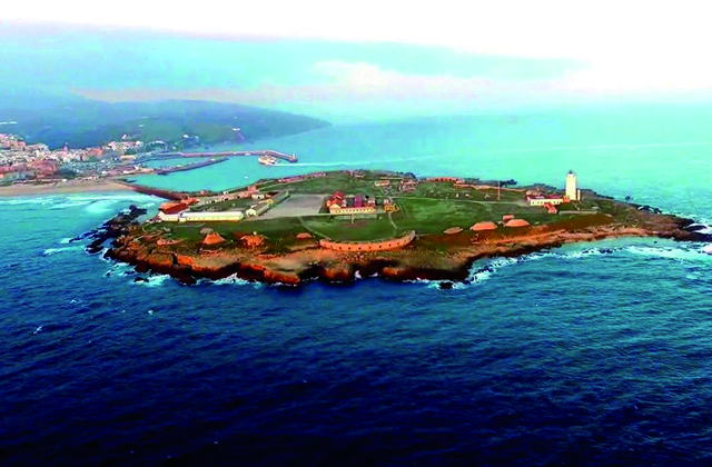 Isla Paloma - Tarifa
