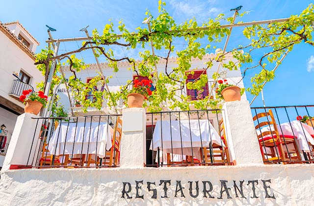 Mijas Pueblo Restaurantes