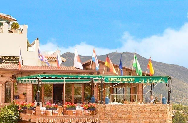 Restaurante la Alcazaba Mijas