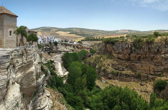 Dörfer in Granada - Alhama