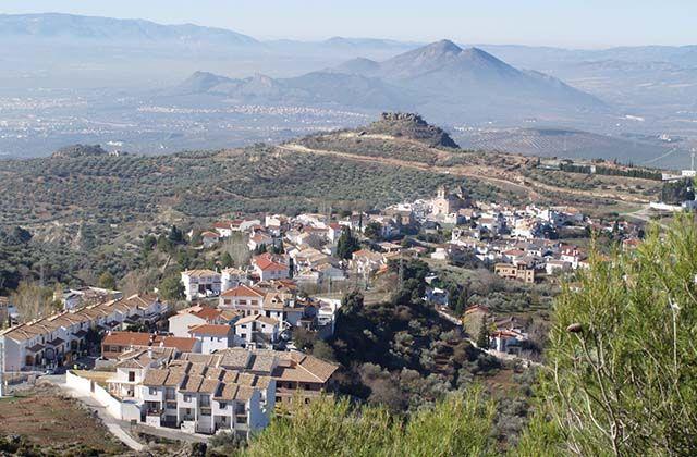 Dörfer in Granada - Nívar