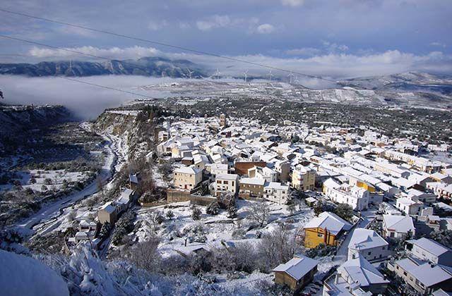 Dörfer in Granada - Nigüelas