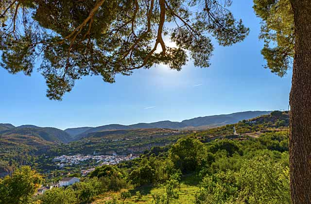 Albuñuelas - Dörfer in Granada