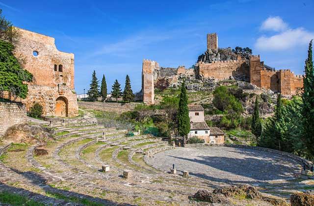 Castillo de la Iruela Jaen