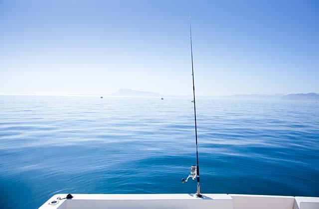 Wassersport in Conil de la Frontera - angeln