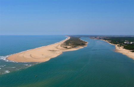 Flecha del Rompido Playa Huelva (courtesy elrompido.info)