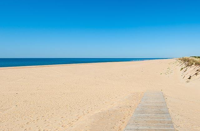 Flecha del Rompido Playa