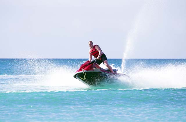 Conil de la Frontera Water Sports - jet ski