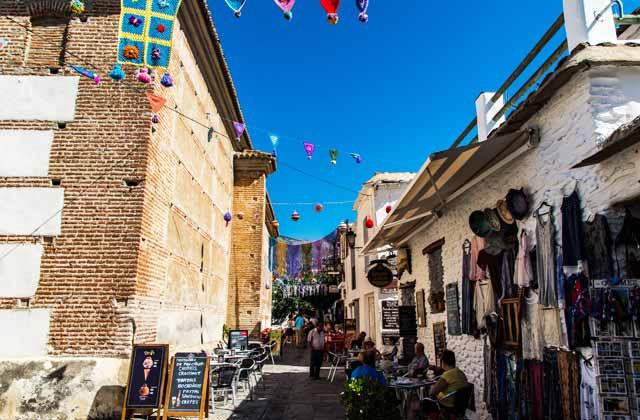 Pampaneira - Dörfer in Granada - (Editorial credit: pql89 / Shutterstock.com)