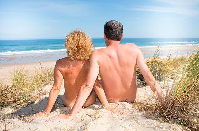 playa nudista de Huelva