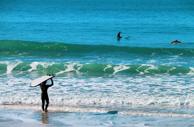 Conil de la Frontera Water Sports - surfing