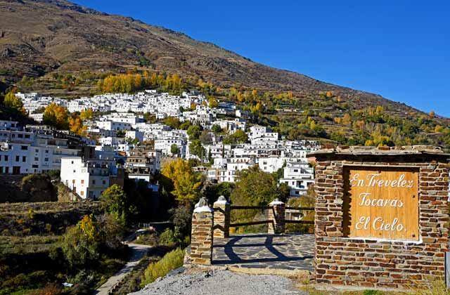 Trevélez - Dörfer in Granada