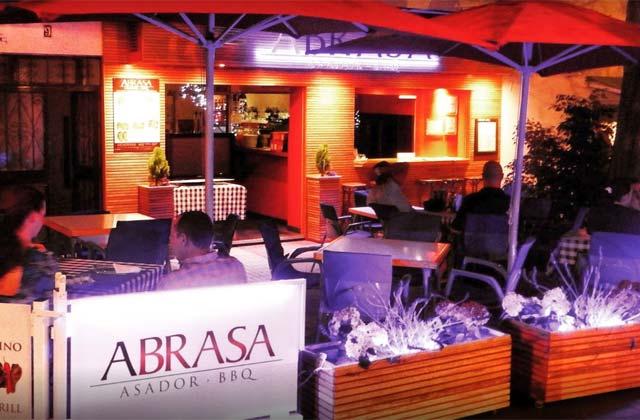 Abrasa BBQ Marbella