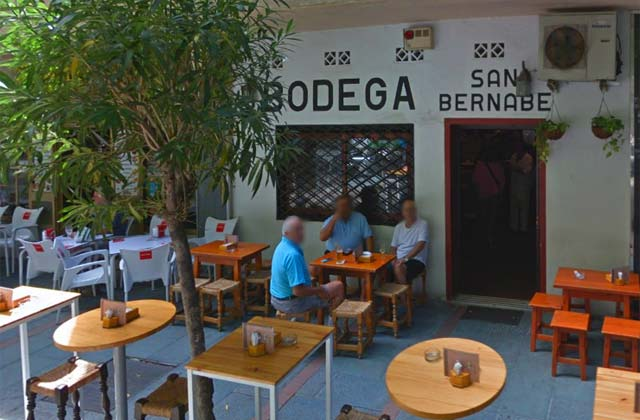 Bodega San Bernabé Marbella