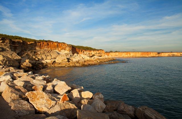 Conil de la Frontera beaches - Calas de Roche Conil