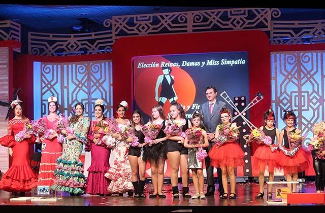 Reinas y Damas de las Fiestas de San Bernabé