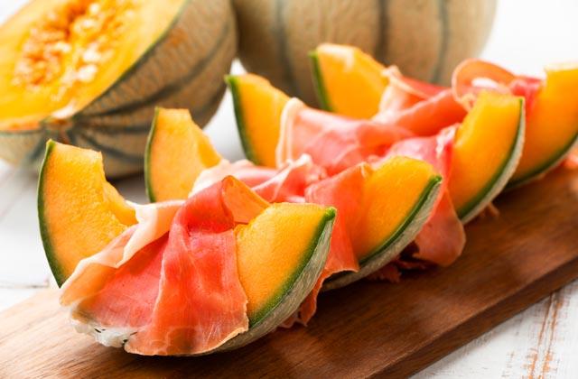 Melon con Jamon