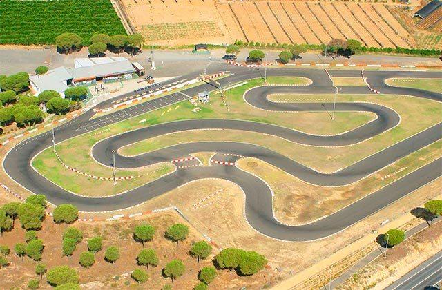 Actividades para la familia en la Costa de la Luz - Kartódromo de Cartaya