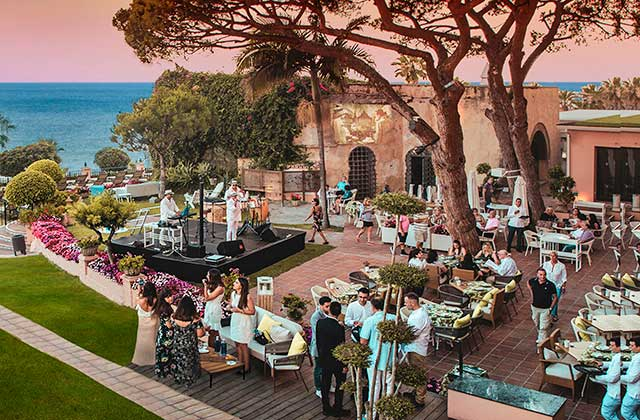 Pinetreeclub, Marbella