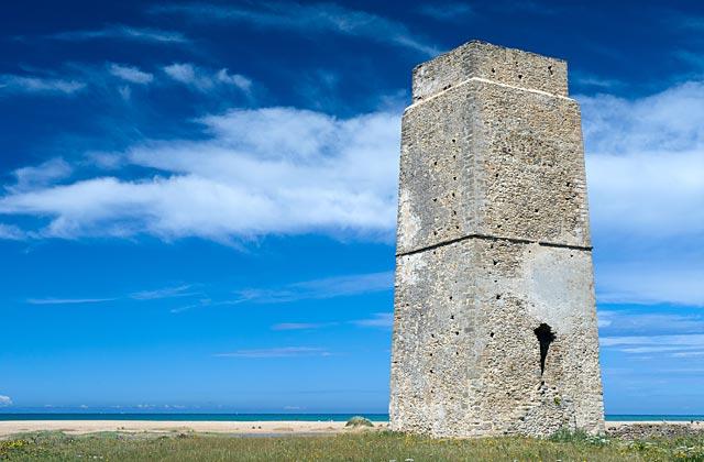 Conil de la Frontera beaches - Castilnovo