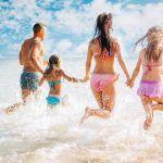 Vacaciones en familia El Rompido