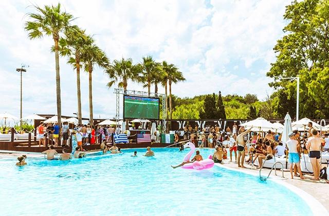 beach clubs de Marbella y alrededores - Opium