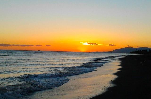 plages d'Andalousie - Bajamar