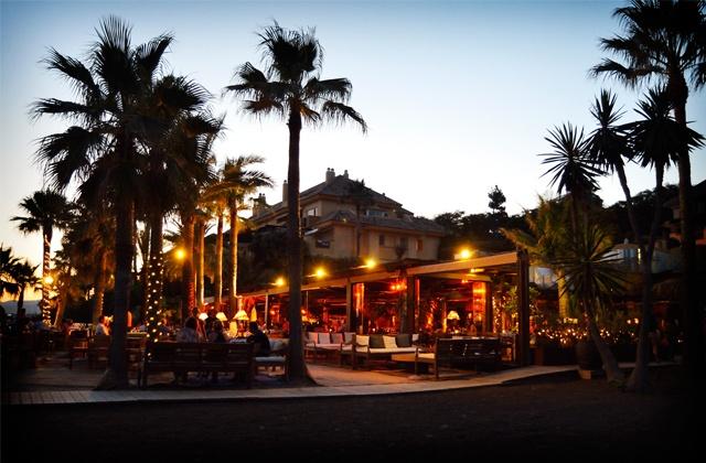beach clubs de Marbella y alrededores - Trocadero Arena
