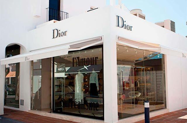 Dior Puerto Banus - Credito foto Dior Puerto Banus