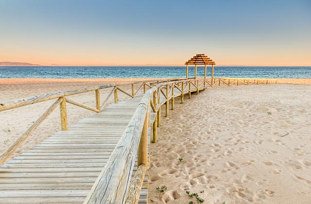 Playa de Trafalgar - Andalucia