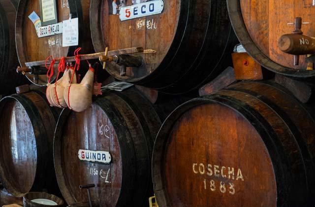 Vinos Malagueños, Editorial credit: Johann Knox / Shutterstock.com