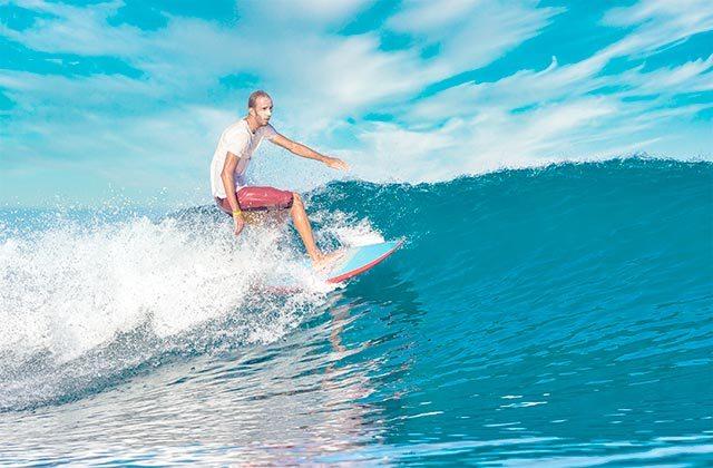 Surf Playa de Mazagón