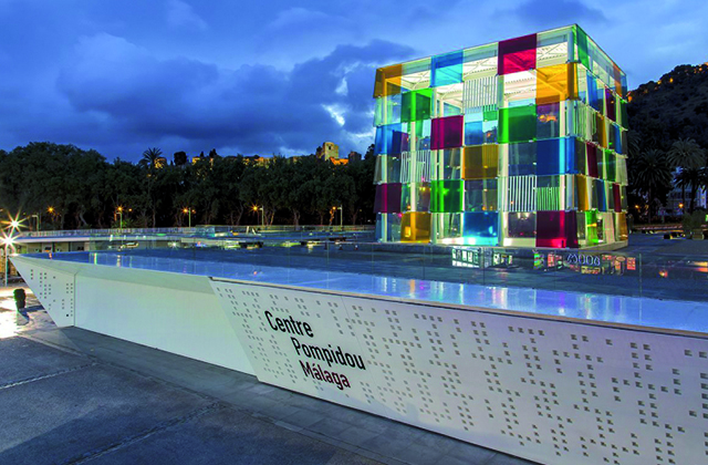 Museo Pompidou Malaga.Malaga Museums Discover The 12 Most Important Museums In Malaga