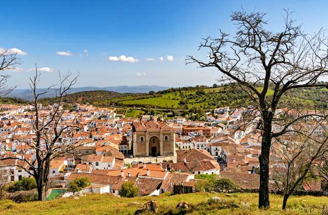 Los pueblos más bonitos de Andalucia - Aracena- Huelva
