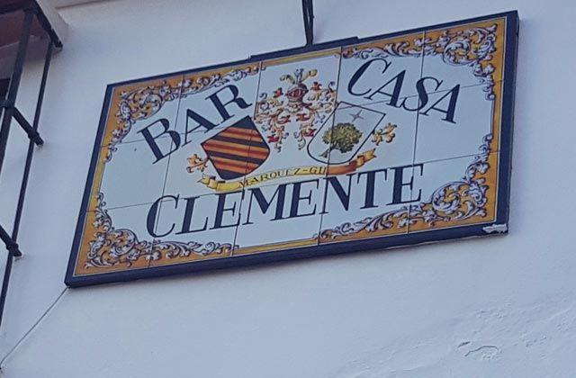 Bar Casa Clemente Ronda