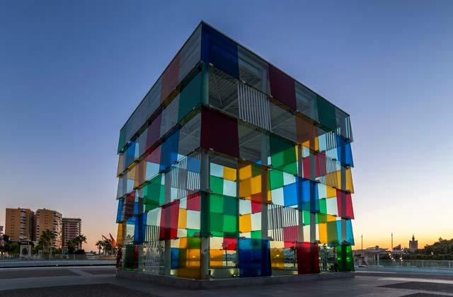 Centro Pompidou Málaga