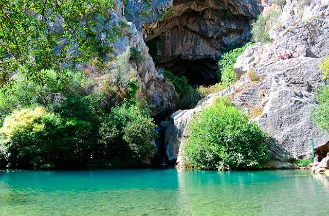 Espeleología Grazalema, Cueva del Gato