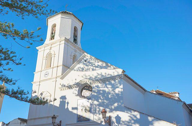 que ver en Nerja - Iglesia de El Salvador