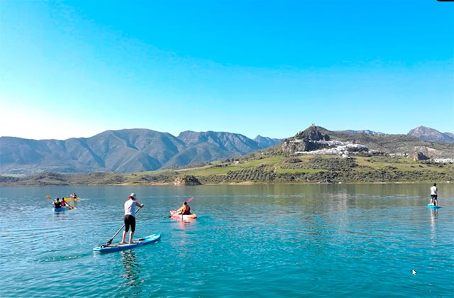 Kayak - crédito foto elmogote.com