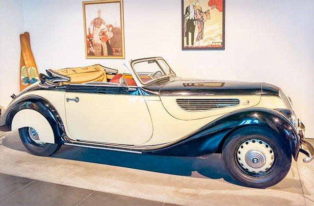 Museo Automovilístico de Málaga - Crédito Lux Blue / Shutterstock.com