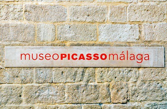 Museo Picasso Málaga - Crédito DeltaOFF / Shutterstock.com