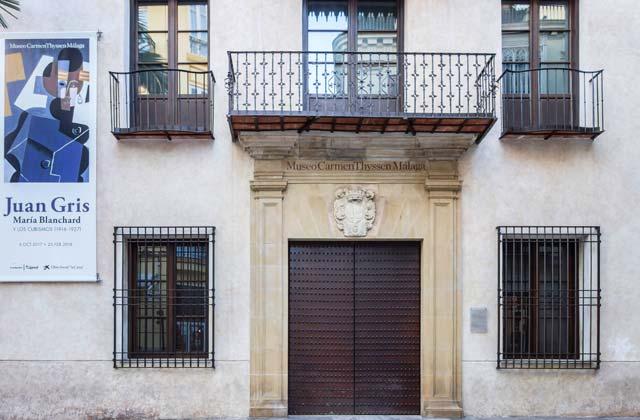 Carmen Thyssen Málaga - Crédito editorial: joan_bautista / Shutterstock.com