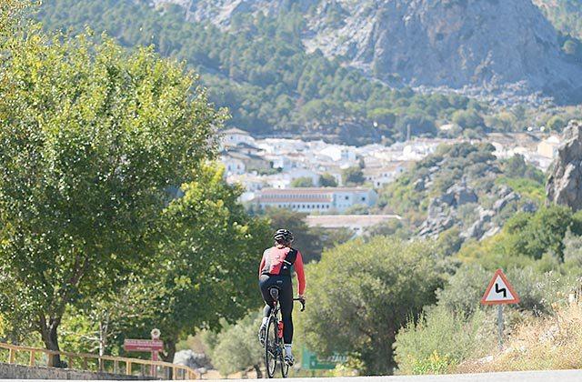Rutas en bicicleta Grazalema